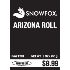 Arizona Roll $8.99