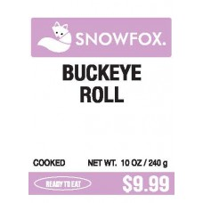 Buckeye Roll (OH only) $9.99