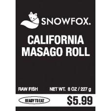 California Masago Roll $5.99