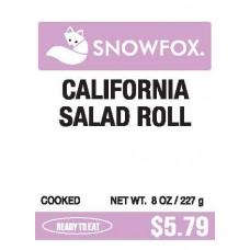 California Salad Roll $5.79