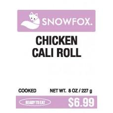 Chicken Cali Roll $6.99