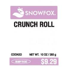 Crunch Roll $9.29