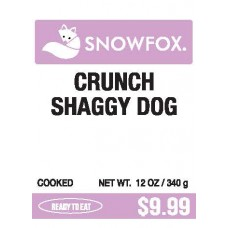 Crunch Shaggy Dog $9.99
