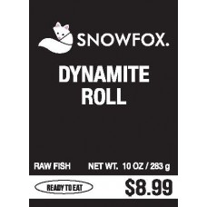 Dynamite Roll $8.99