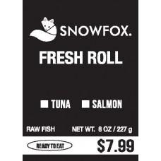 Fresh Roll $7.99