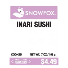 Inari Sushi $4.49