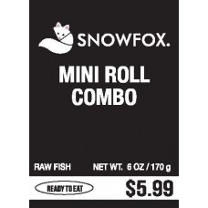 Mini Roll Combo $5.99