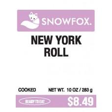 New York Roll $8.49