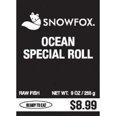 Ocean Special Roll $8.99