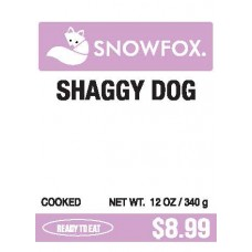 Shaggy Dog $8.99