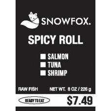 Spicy Roll $7.49
