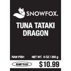 Tuna Tataki Dragon $10.99