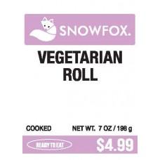 Vegetable Roll $4.99