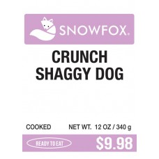 Crunch Shaggy Dog $9.98