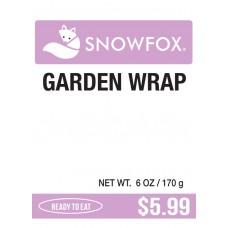 Garden Wrap $5.99