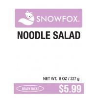 Noodle Salad $5.99