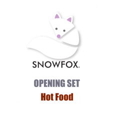 Snowfox Opening Set (Hot Food)