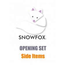Snowfox Opening Set (Side Items)