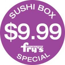 $9.99 Off - Fry's