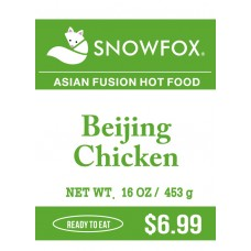 Beijing Chicken $6.99