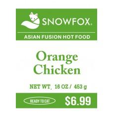 Orange Chicken $6.99