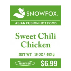 Sweet Chili Chicken $6.99