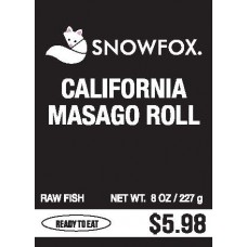 California Masago Roll $5.98