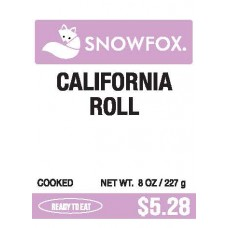 California Roll $5.28