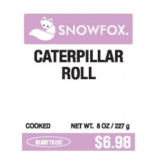 Caterpillar Roll $6.98