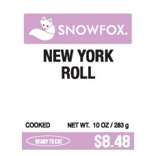 New York Roll $8.48