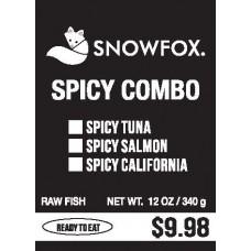Spicy Combo $9.98