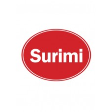 Surimi Oval Sticker